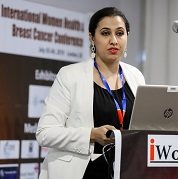 Amani K.A Shaheen_ International Women Health and Breast Cancer Conference